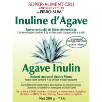 Inuline d'Agave