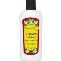 Shower Gel with Monoï Tiare